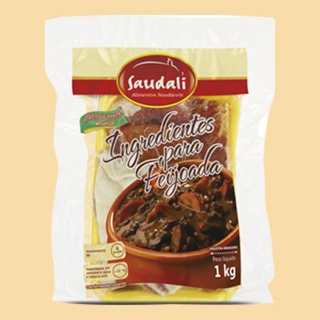 Imagem Ingredientes para Feijoada