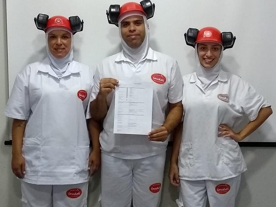 Grupo Trigo atesta qualidade do Saudali